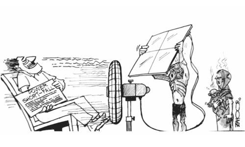 Cartoon: 10 June, 2021