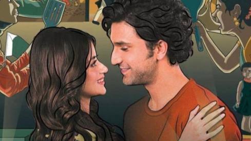 Ahad Raza Mir and Sajal Aly are cross-border lovers in their upcoming series Dhoop Ki Deewar