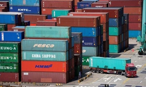 Exports growth starts showing recovery