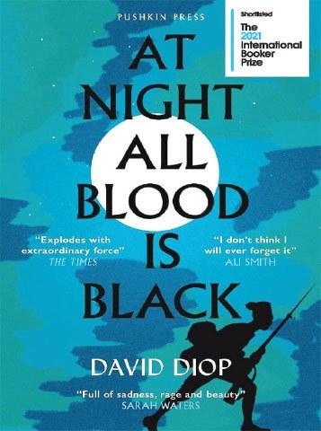 LITBUZZ: AT NIGHT ALL BLOOD IS BLACK WINS 2021 INTERNATIONAL BOOKER