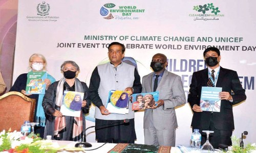 MoU signed to mitigate effects of climate change