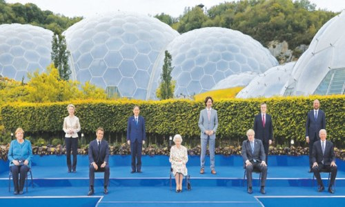 G7 rivals China with infrastructure plan