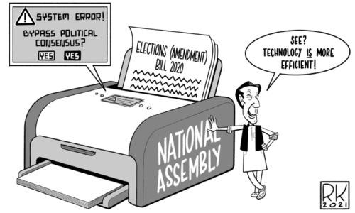 Cartoon: 13 June, 2021