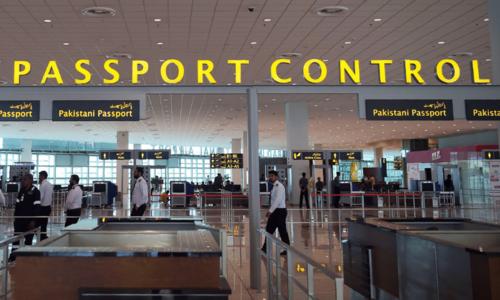 این سی او سی نے 26 ممالک کے مسافروں پر سفری پابندیاں عائد کردیں
