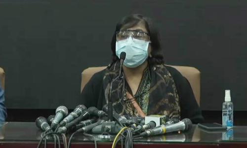 کورونا وائرس کی چوتھی لہر کا خدشہ ہے، وزیر صحت سندھ