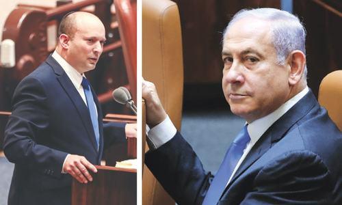 Israeli MPs approve new coalition, end Netanyahu's 12-year-rule