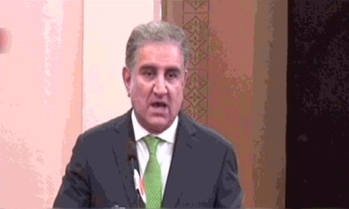 Pakistan will not take responsibility if blamed for deteriorating Afghan peace: Qureshi
