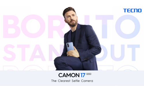 TECNO launches 'clearest' selfie camera phones with the Camon 17 series