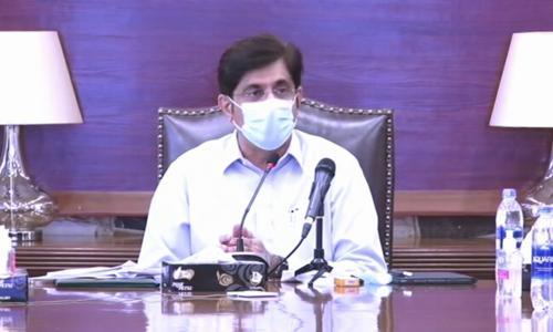 مجھے صوبائی سیاست کرنے کا کہا گیا، مراد علی شاہ