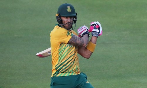 Du Plessis suffers 'memory loss', now 'recovering' after concussion during PSL match