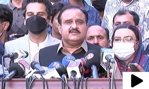 'پنجاب کی تاریخ میں پہلی بار سرپلس بجٹ پیش کیا گیا ہے'