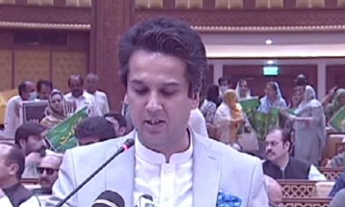 Punjab doles out massive uplift funds for PTI legislators in FY22 budget