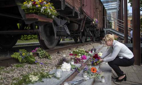 Lithuania marks 80th anniversary of Soviet mass deportations