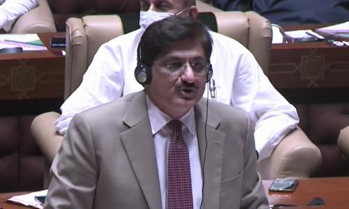Sindh presents Rs1,477.9bn tax-free budget
