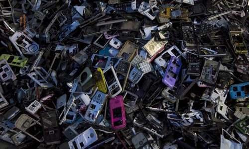 E-waste poses health threat to Pakistanis, says UN study