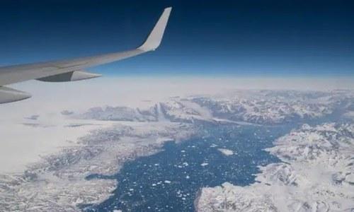 Greenland suspends flights over uptick in virus cases