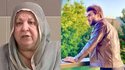 Actor Imran Abbas is all praises for Punjab Health Minister Dr Yasmin Rashid
