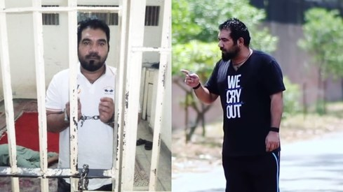 A YouTuber harassed and intimidated women in Gujranwala and called it a 'prank'. Now he's in jail