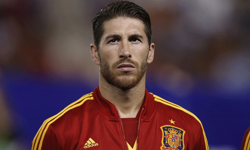 Emotional Ramos in tears as he bids farewell to Real Madrid after 16 years