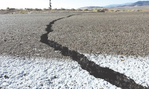 Earthquake of magnitude 4.4 jolts Islamabad, parts of KP
