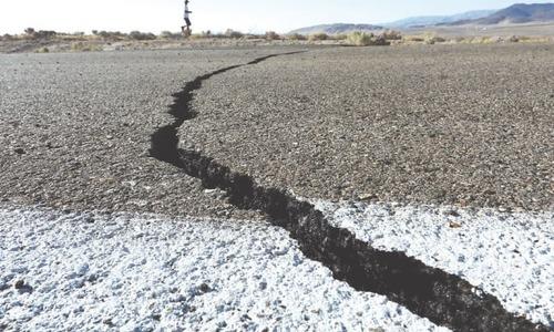 اسلام آباد، خیبرپختونخوا کے بعض علاقوں میں 4.4 شدت کا زلزلہ