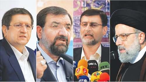 'Satanic powers' trying to sabotage presidential poll, says Khamenei