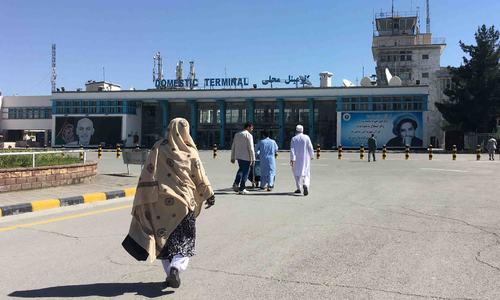 US entrusts Kabul airport's security to Turkey
