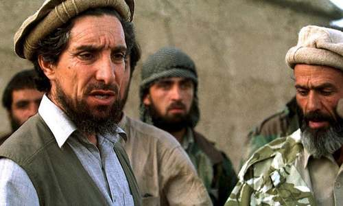 Govt intends to name road in capital after Ahmed Shah Massoud