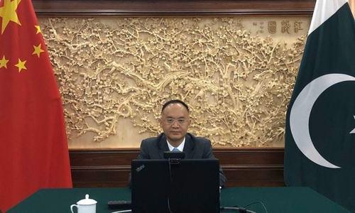 چین کی کمیونسٹ پارٹی کا پاکستانی سیاسی جماعتوں کے ساتھ تعلقات پر زور
