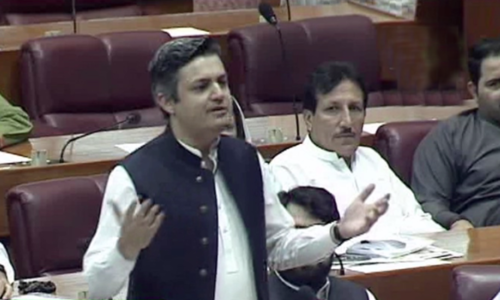 Shehbaz, Bilawal walk out of NA as Hammad responds to severe criticism of budget