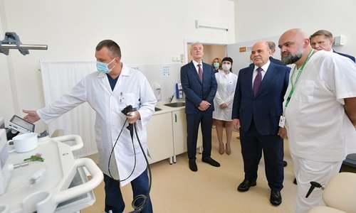 Kremlin blames vaccine hesitancy for Moscow surge