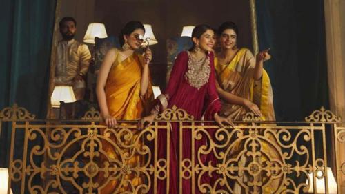 Designer Faiza Saqlain's latest campaign is raising eyebrows for more than its fashion