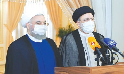 Ultraconservative cleric Raisi wins Iran's presidential vote