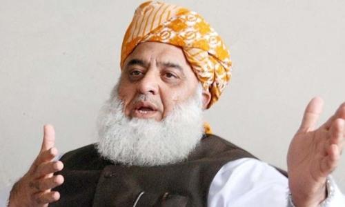 29 جولائی کو کراچی میں پی ڈی ایم کا جلسہ ہوگا، فضل الرحمٰن