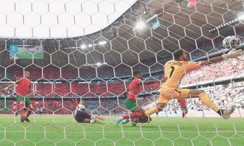 Rejuvenated Germans bounce back with 4-2 win over Portugal