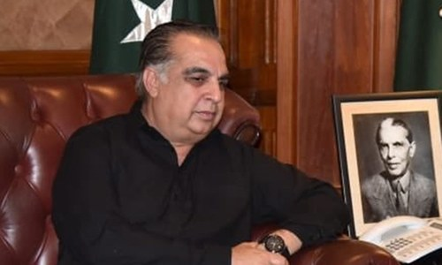Governor returns media protection bill to Sindh PA