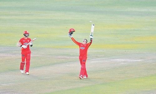 Islamabad eye Multan scalp to reach grand finale