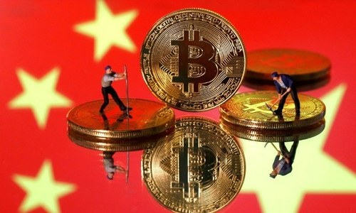 Bitcoin slumps in wake of China crackdown