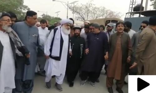 بلوچستان اسمبلی ہنگامہ آرائی کیس، پولیس کا گرفتاریوں سے انکار