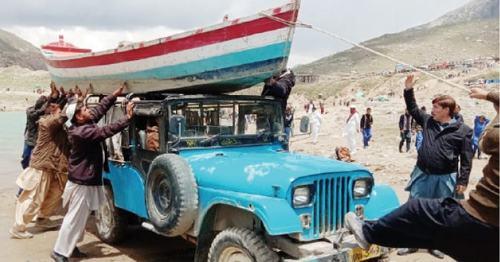 15 boats seized from Saiful Muluk Lake