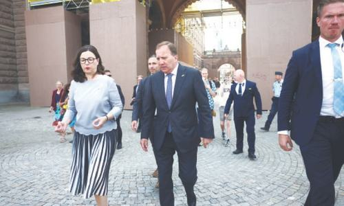 Swedish govt toppled in no-trust vote