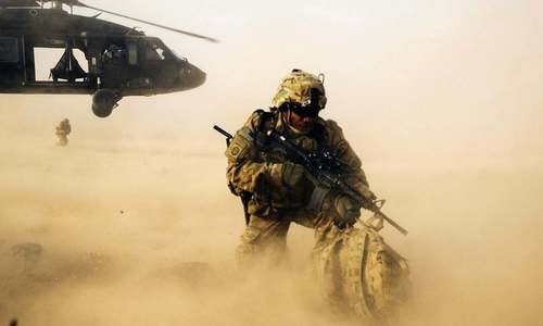 Afghan war closet: 'US had decided to overthrow Taliban regime a month before 9/11'