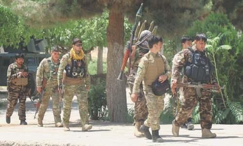 Taliban capture Afghanistan's main Tajik border crossing