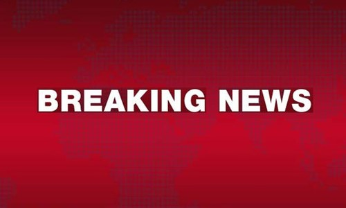 Blast reported in Lahore's Johar Town