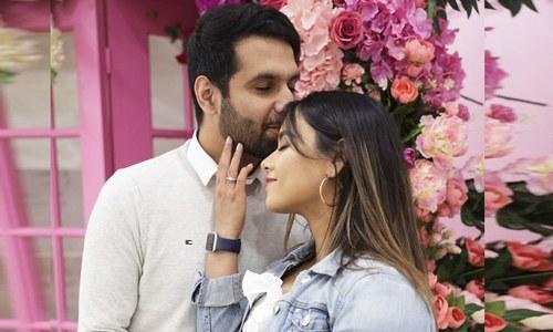 یوٹیوبر زید علی اور یمنیٰ نے پیدائش سے قبل بچے کی جنس کا اعلان کردیا