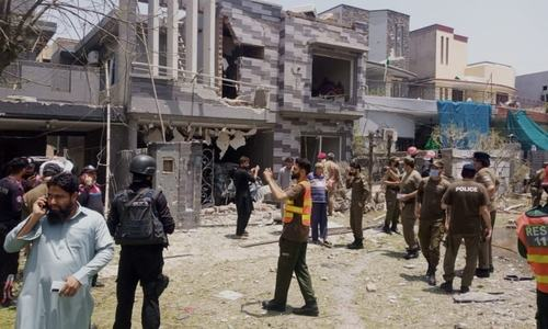 At least 3 dead, 21 injured in blast at Lahore's Johar Town