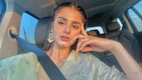 We are 'fortunate' to have helpers and maids in Pakistan, says Hira Mani