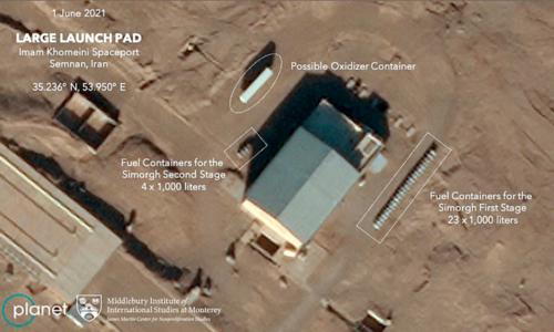 ایران کی جوہری توانائی ایجنسی پر تخریب کاری کا منصوبہ ناکام