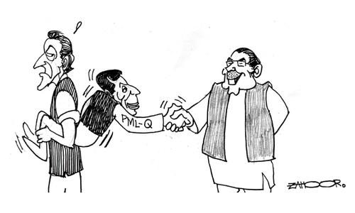 Cartoon: 24 June, 2021