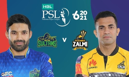 Multan Sultans eye maiden PSL crown  in decider against Peshawar Zalmi